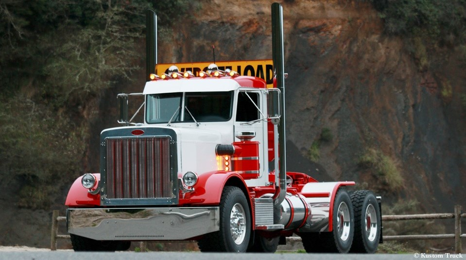 Custom Built Peterbilt Model 359