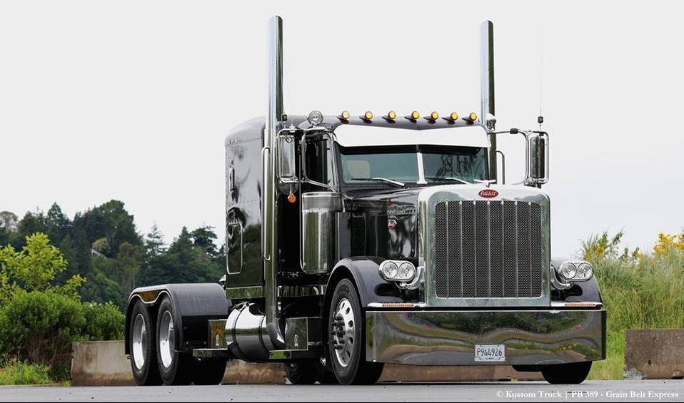 KUSTOMTRUCK COM - Custom Peterbilt, Kenworth, Freightliner